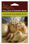 Halladay's Carmelized Onion Baked Dip Mix