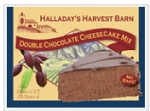 Halladay's Double Chocolate Farmhouse Cheesecake Mix