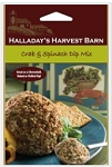 Halladay's Crab & Spinach Baked Dip & Cheeseball Mix