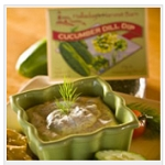 Halladay's Cucumber Dill Herb Dip