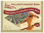 Halladays Tiramisu Cheesecake Mix