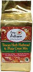 Easy Artisan Tuscan Herb Focaccia & Pizza Crust Mix