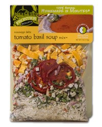 Frontier Soups Mississippi Delta Tomato Basil
