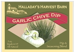 Halladay's Garlic Chive Dip