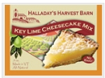 Halladay's Key Lime Farmhouse Cheesecake Mix