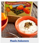 Halladay's Maple Habanero Herb Dip